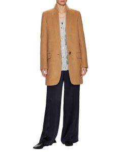 Stella McCartney | Wool Stand Collar Coat
