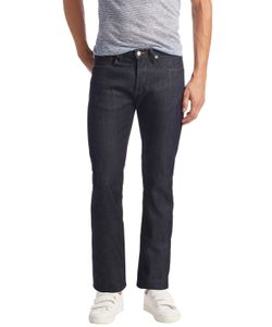 Paul Smith | Cotton Tapered Fit Jeans