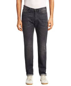 Paul Smith | Whiskered Classic Fit Jeans