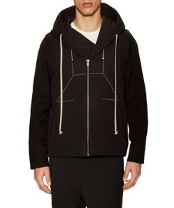 Rick Owens | Cotton Hooded Jacket