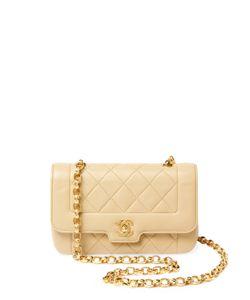 Chanel | Vintage Lambskin Border Tab Flap Mini