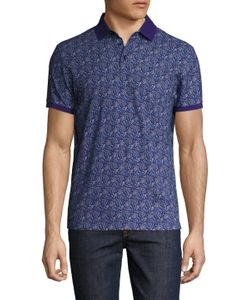 Etro | Paisley Polo Shirt
