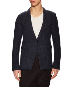 Rick Owens | Wool Buttoned Jacket