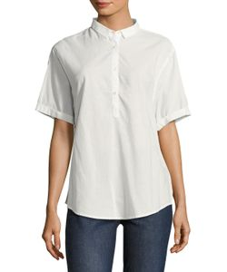 Current/Elliott | The Easy Popover Shirt