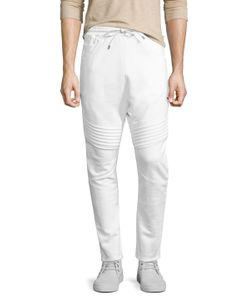 Pierre Balmain | Solid Elasticized Sweatpants