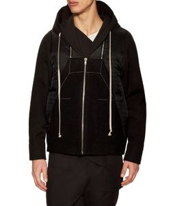 Rick Owens | Wool Zip Jacket