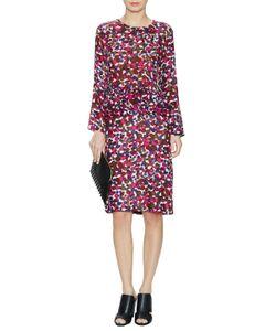 Rodebjer | Cindy Splash Peplum Dress