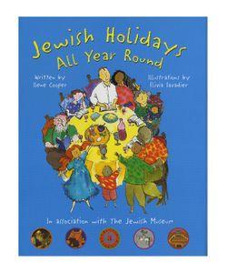 Abrams | Jewish Holidays All Year Round