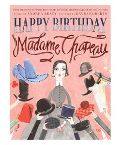 Abrams | Happy Birthday Madame Chapeau