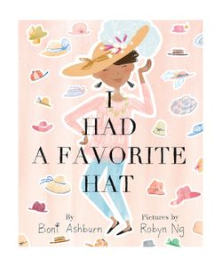 Abrams | I Had A Favorite Hat