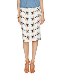Tanya Taylor | Bundy Printed Pencil Skirt