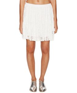 Timo Weiland | Jennifer Burnout Pleated Skirt