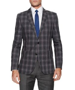 Hugo Hugo Boss | Wool Plaid Sportcoat