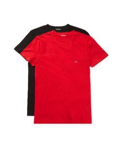 Emporio Armani | Crewneck T-Shirt 2 Pk