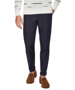 Timo Weiland | Classic Flat Front Trousers