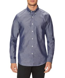 Timo Weiland | Classic Button Collar Sportshirt