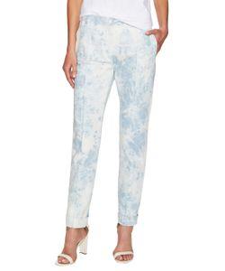 Thakoon | Cotton Sky Print Skinny Denim Pant