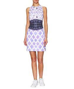 ADIDAS X MARY KATRANTZOU | Lola Mockneck Overlay Sheath Dress