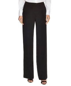 Prabal Gurung | Solid Flap Pocket Straight Pant