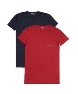 Emporio Armani | Colored Basic Stretch Tee 2 Pk