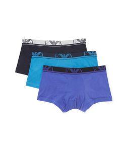 Emporio Armani | Colored Basic Stretch Trunks 3 Pk