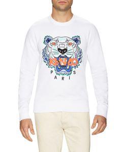 Kenzo | Crewneck Embroidered Sweatshirt