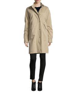 Army Yves Salomon   Manteau Cotton Jacket
