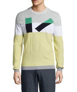 Kenzo | Intarsia Ribbed Sweater