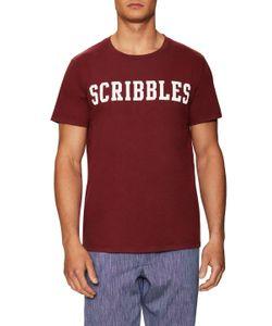 Sleepy Jones | Scribbles Cotton T-Shirt