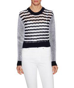 Thakoon | Crewneck Cotton Sweater