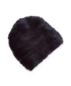 Jocelyn | Sheared Rabbit Winter Hat