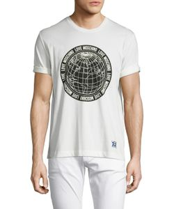 Love Moschino | Cotton Globe Tee