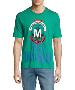 Love Moschino | Anchor Graphic Tee