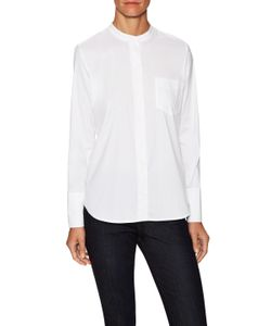 A.L.C. | Sophia Cotton Patch Pocket Blouse