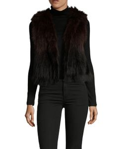 Meteo By Yves Salomon | Gilet Fur Vest