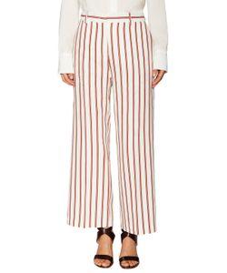 Piazza Sempione | Cotton Striped Trouser