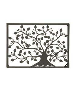 Uma | Outdoor Tree Wall Plaque