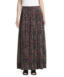 Iro | Gisele Printed Maxi Skirt