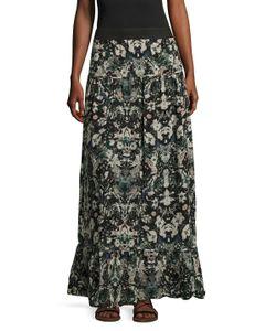 Iro | Amita Printed Maxi Skirt