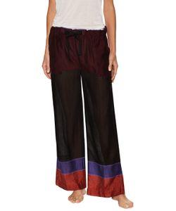 Lemlem | Eve Lounge Cotton Wide Leg Pant