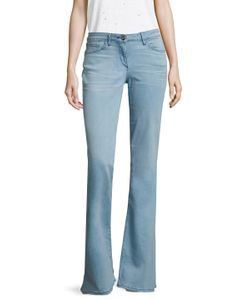 3X1   Mid Rise Wide Cuff Jean