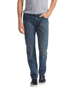 Paul Smith | Tapered Fit Cotton Jeans