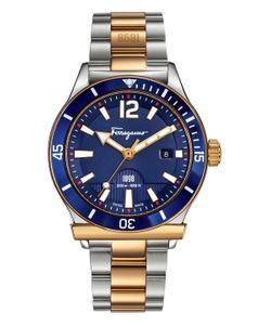 Salvatore Ferragamo | 1898 Dial Twotone Bracelet Watch