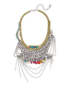 Dannijo | Velery Statement Necklace