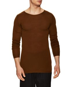 Rick Owens | Wool Crewneck Sweater