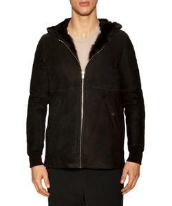 Rick Owens | Hooded Zip Jacket