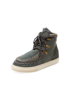 Mou | Sheepskin Sneaker