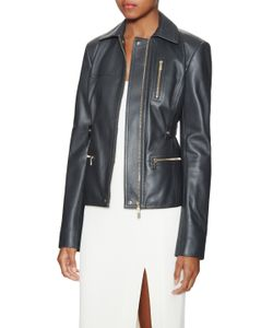 Jason Wu | Leather Field Jacket