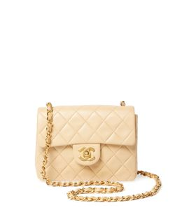 Chanel | Vintage Quilted Lambskin Classic Flap Mini