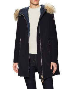 Moncler | Dimitra Fur Trim Hood Down Coat